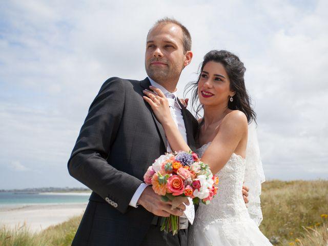Le mariage de Gwenneg Kerdivel et Elnaz Saberi Ansari à Gouesnou, Finistère 20