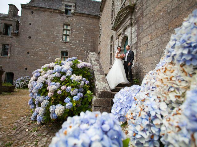 Le mariage de Gwenneg Kerdivel et Elnaz Saberi Ansari à Gouesnou, Finistère 23