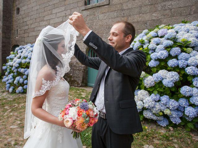 Le mariage de Gwenneg Kerdivel et Elnaz Saberi Ansari à Gouesnou, Finistère 24