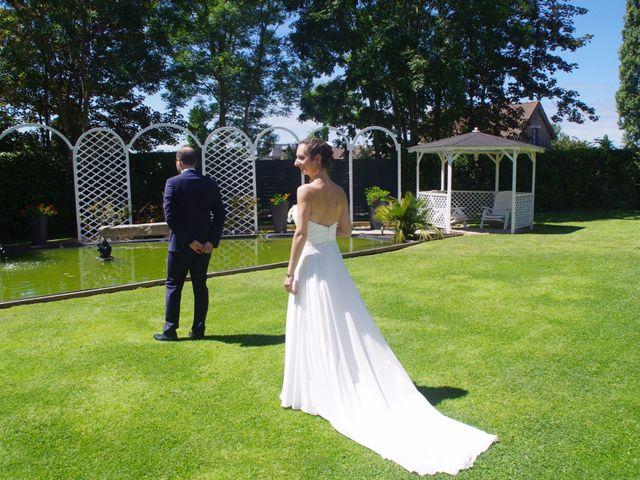 Le mariage de Romain et Emilie à Percy, Manche 12