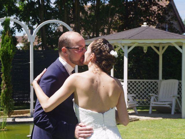 Le mariage de Romain et Emilie à Percy, Manche 13