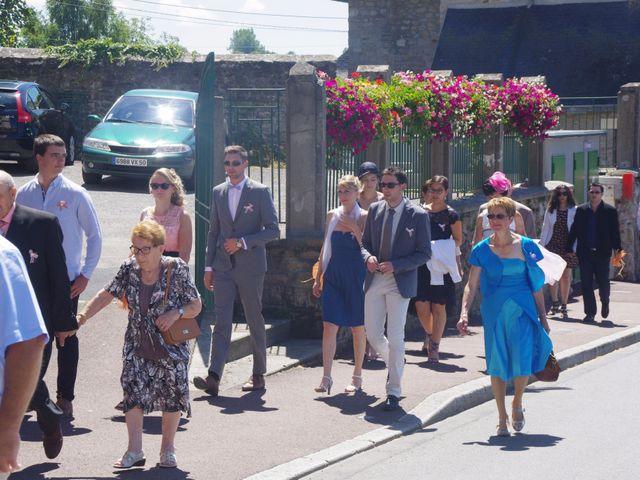 Le mariage de Romain et Emilie à Percy, Manche 18