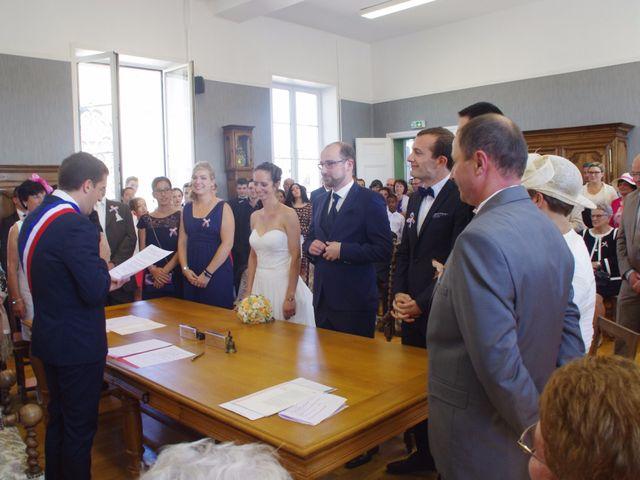 Le mariage de Romain et Emilie à Percy, Manche 25