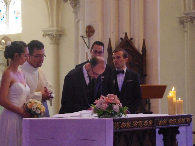 Le mariage de Romain et Emilie à Percy, Manche 27