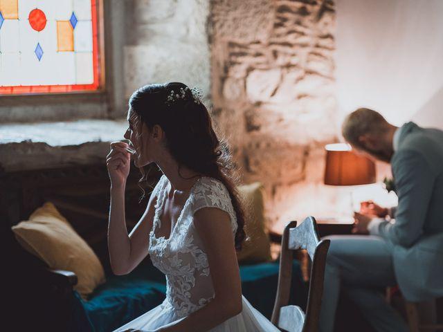 Le mariage de Brett et Amaury à Guérande, Loire Atlantique 3