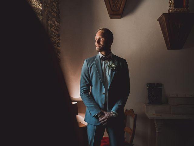 Le mariage de Brett et Amaury à Guérande, Loire Atlantique 20