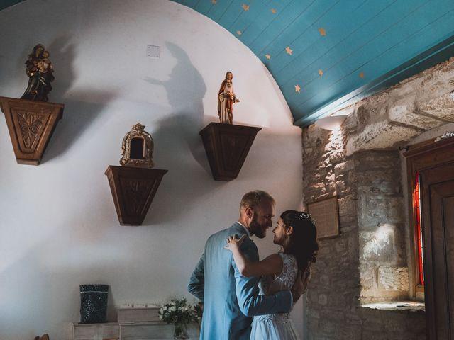 Le mariage de Brett et Amaury à Guérande, Loire Atlantique 23