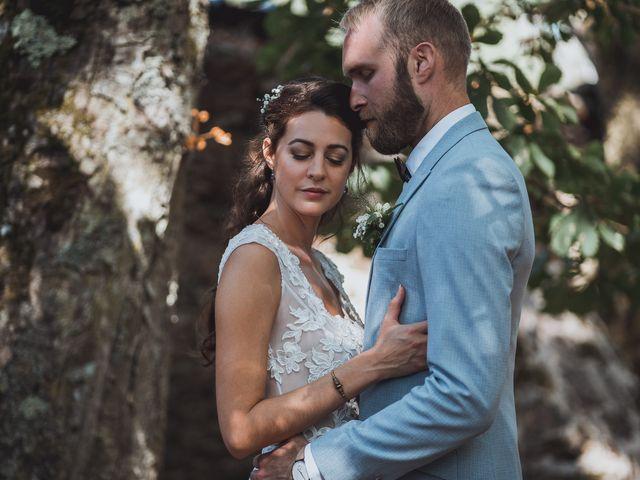 Le mariage de Brett et Amaury à Guérande, Loire Atlantique 26