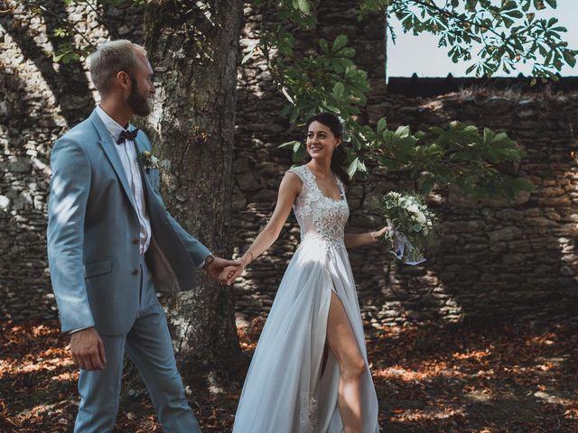 Le mariage de Brett et Amaury à Guérande, Loire Atlantique 27