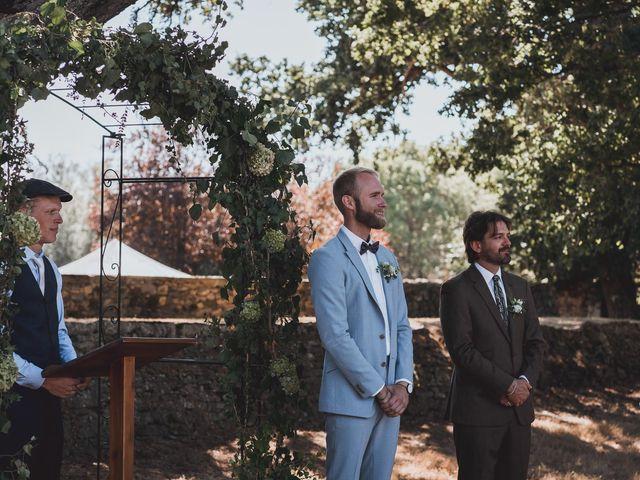 Le mariage de Brett et Amaury à Guérande, Loire Atlantique 32