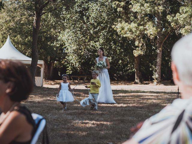 Le mariage de Brett et Amaury à Guérande, Loire Atlantique 33