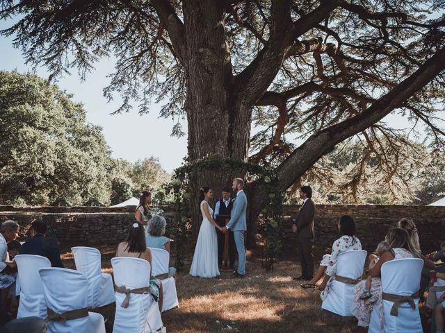 Le mariage de Brett et Amaury à Guérande, Loire Atlantique 35