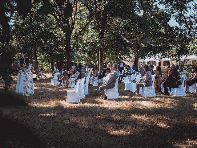 Le mariage de Brett et Amaury à Guérande, Loire Atlantique 36