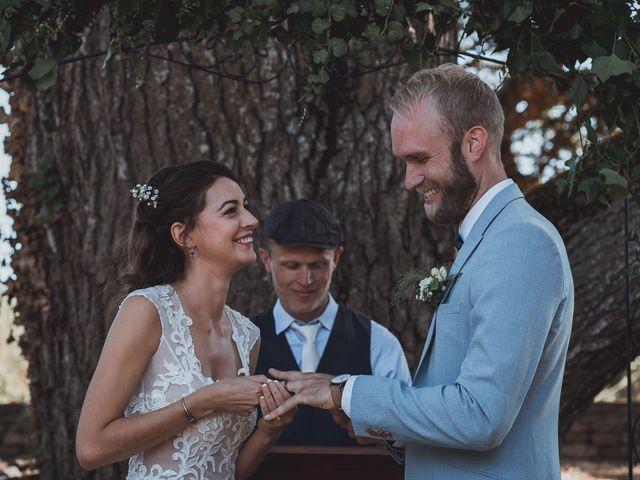 Le mariage de Brett et Amaury à Guérande, Loire Atlantique 39