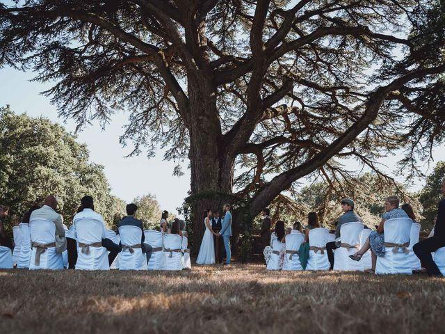 Le mariage de Brett et Amaury à Guérande, Loire Atlantique 1
