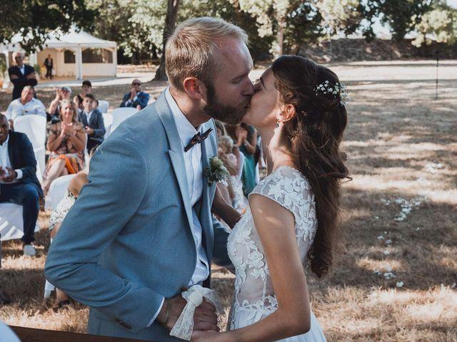 Le mariage de Brett et Amaury à Guérande, Loire Atlantique 42