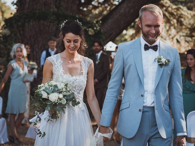 Le mariage de Brett et Amaury à Guérande, Loire Atlantique 43