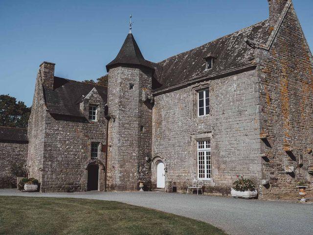 Le mariage de Brett et Amaury à Guérande, Loire Atlantique 45