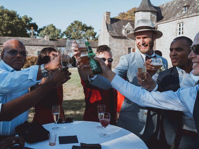 Le mariage de Brett et Amaury à Guérande, Loire Atlantique 50