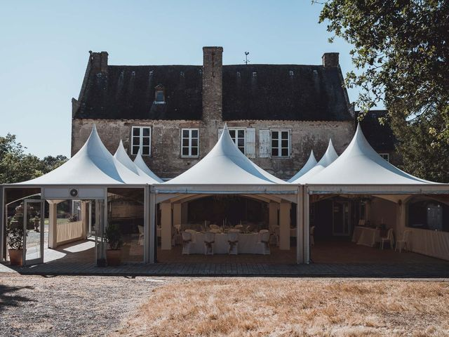 Le mariage de Brett et Amaury à Guérande, Loire Atlantique 52