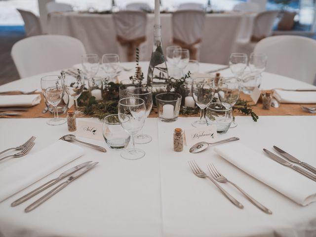 Le mariage de Brett et Amaury à Guérande, Loire Atlantique 54