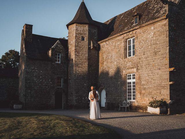Le mariage de Brett et Amaury à Guérande, Loire Atlantique 59