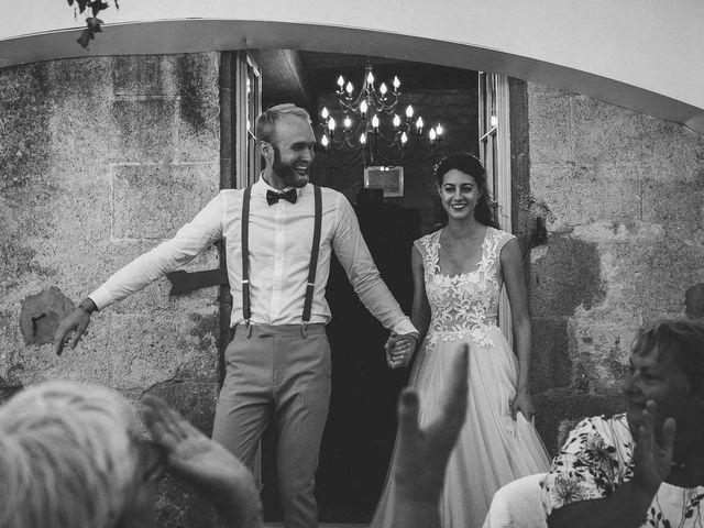 Le mariage de Brett et Amaury à Guérande, Loire Atlantique 71