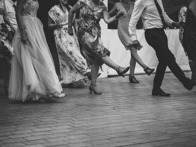 Le mariage de Brett et Amaury à Guérande, Loire Atlantique 75