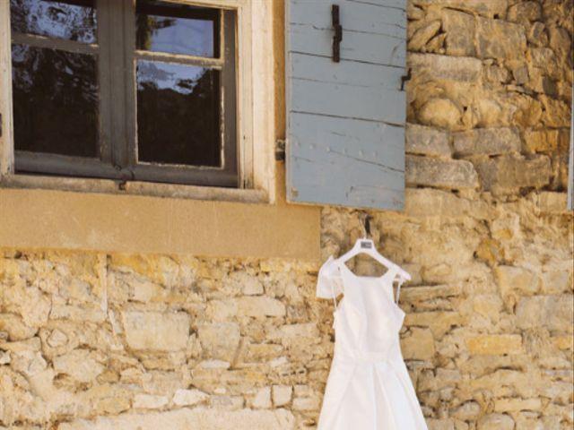 Le mariage de Thibaud et Constance à Vernègues, Bouches-du-Rhône 5