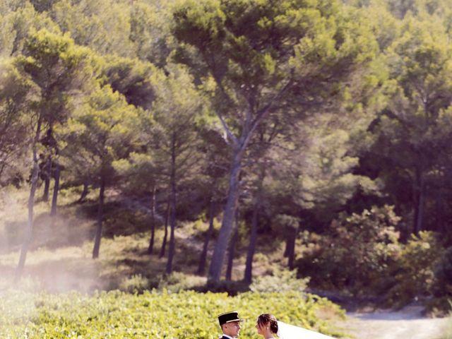 Le mariage de Thibaud et Constance à Vernègues, Bouches-du-Rhône 9