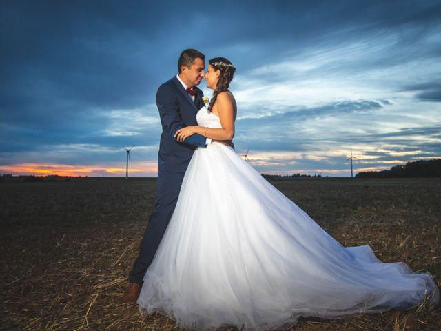 Le mariage de Précillia et Grégory