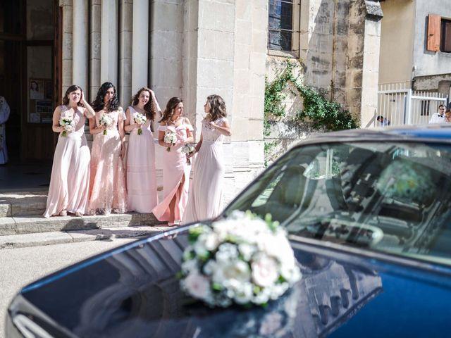Le mariage de Julien et Joudy à Lamastre, Ardèche 12