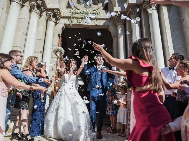 Le mariage de Julien et Joudy à Lamastre, Ardèche 24