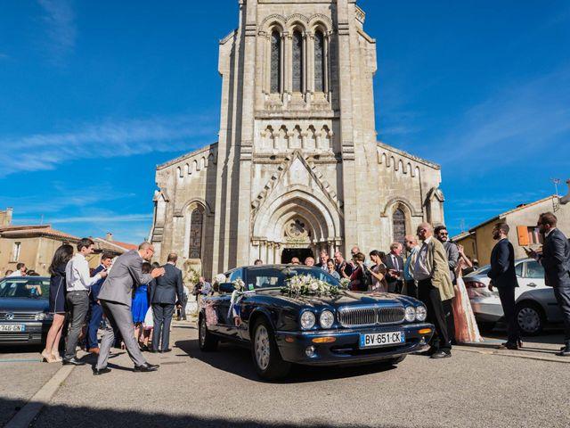 Le mariage de Julien et Joudy à Lamastre, Ardèche 26