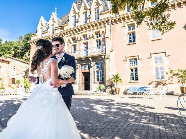 Le mariage de Julien et Joudy à Lamastre, Ardèche 27