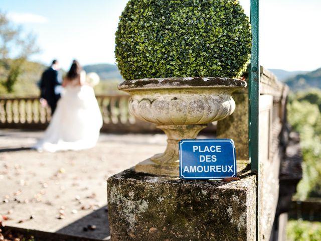 Le mariage de Julien et Joudy à Lamastre, Ardèche 29