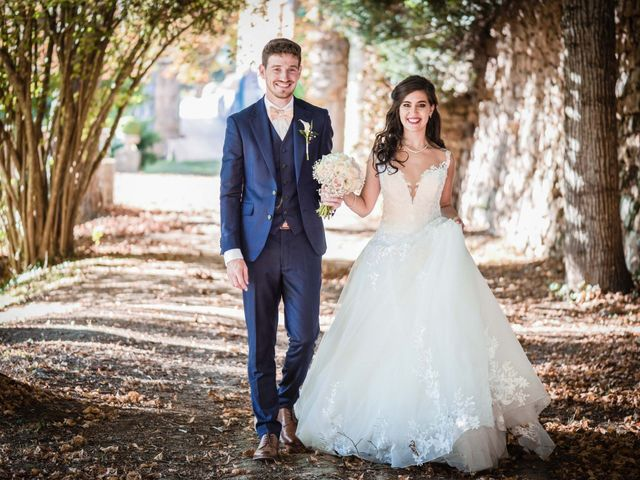 Le mariage de Julien et Joudy à Lamastre, Ardèche 34