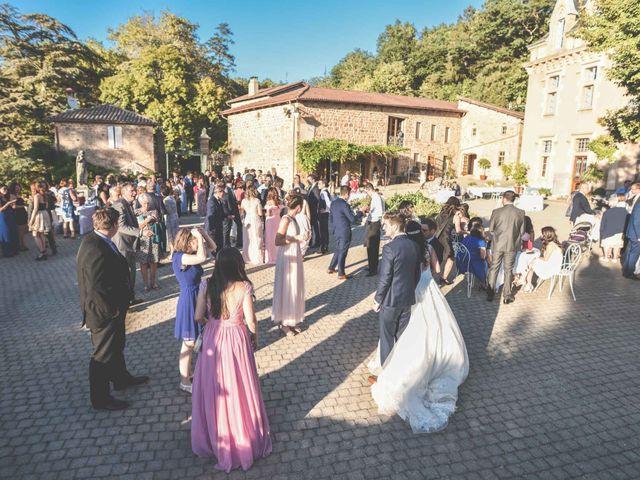 Le mariage de Julien et Joudy à Lamastre, Ardèche 38
