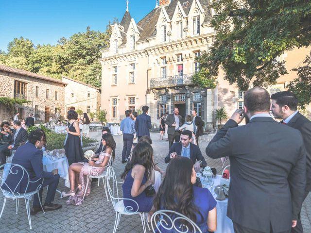 Le mariage de Julien et Joudy à Lamastre, Ardèche 39