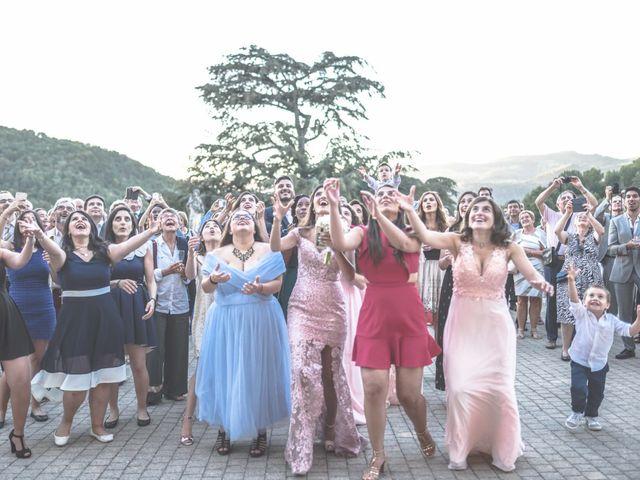 Le mariage de Julien et Joudy à Lamastre, Ardèche 44