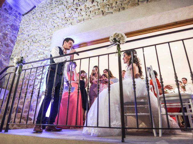 Le mariage de Julien et Joudy à Lamastre, Ardèche 62