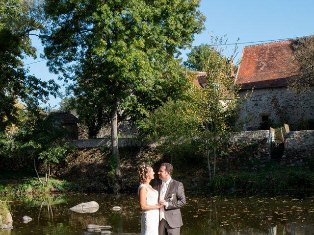 Le mariage de Philippe et Karine à Désertines, Allier 1