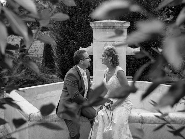 Le mariage de Philippe et Karine à Désertines, Allier 10