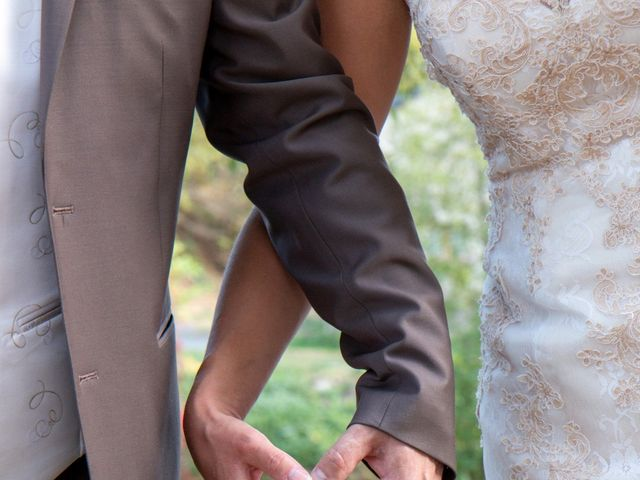Le mariage de Philippe et Karine à Désertines, Allier 21