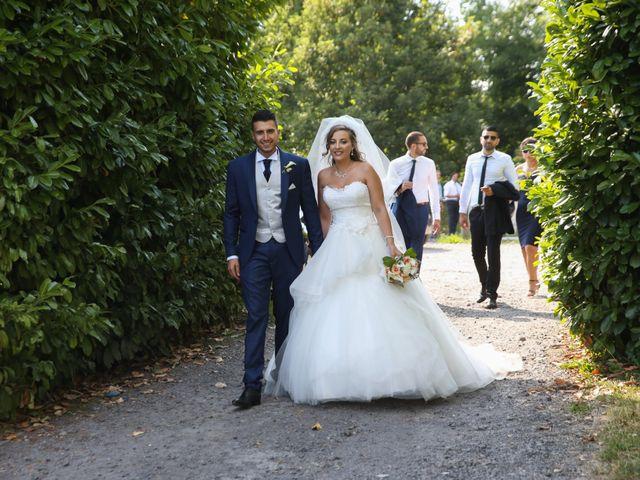 Le mariage de Patrick et Carole à Fourges, Eure 2
