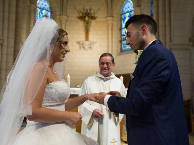 Le mariage de Patrick et Carole à Fourges, Eure 27