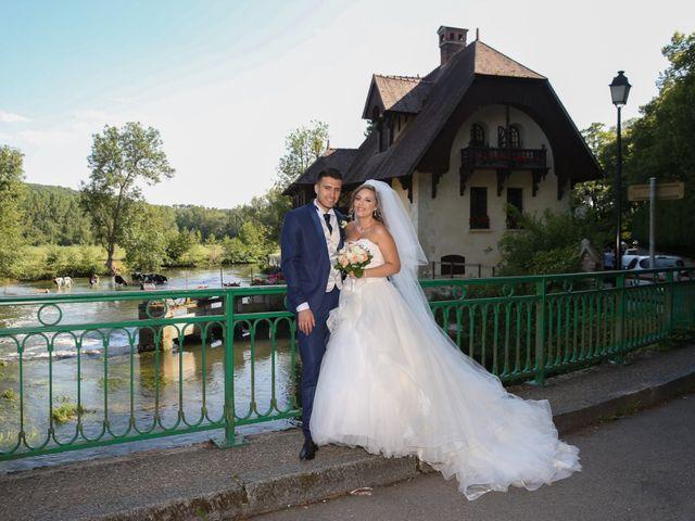 Le mariage de Patrick et Carole à Fourges, Eure 34