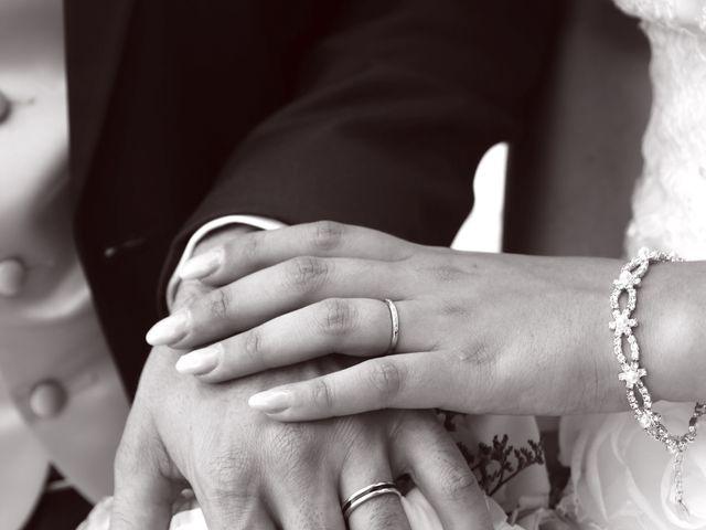 Le mariage de Patrick et Carole à Fourges, Eure 36