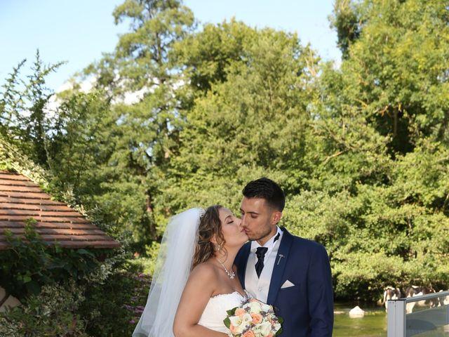 Le mariage de Patrick et Carole à Fourges, Eure 38