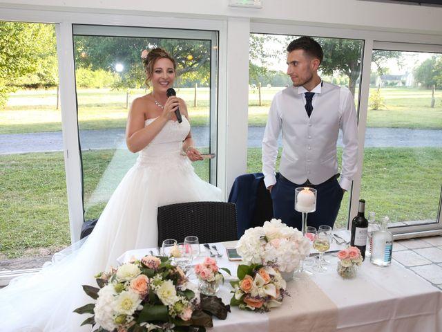 Le mariage de Patrick et Carole à Fourges, Eure 55
